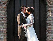 Bruiloft Marcel & Amanda